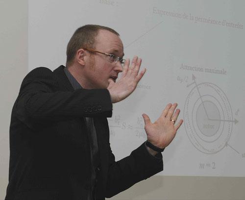 Soutenance d'Habilitation à la Direction de Recherche de Jean-Philippe Lecointe