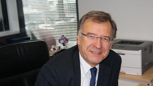 Etienne Corteel - Président du Pôle MEDEE