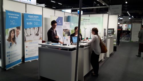 Le stand MEDEE aux Smart Energie 2016