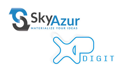 Skyazur et XP-DIGIT nouveaux adhérents de MEDEE