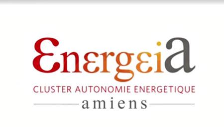 Energeia - Cluster autonomie énergétique - Amiens