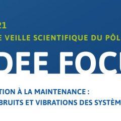 MEDEE FOCUS : votre nouveau rendez-vous scientifique du pôle