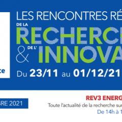 Rev3 Energy Day : inscriptions ouvertes pour le rdv de la R&D de l'énergie
